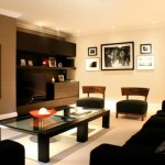 Living Room Paint Color Ideas Dark Brown Furniture