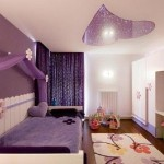 Lovely Wall Paint Ideas For Girls Room