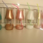 Martha Stewart Glass Paint Recycled Simple Craft Ideas