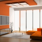 Minimalist Apartment Living Room Paint And Furniture Color Ideas