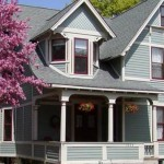Modern Exterior Paint Color For Homes