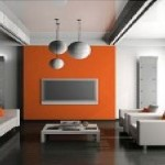 Modern Gray Accent Wall Paint Ideas