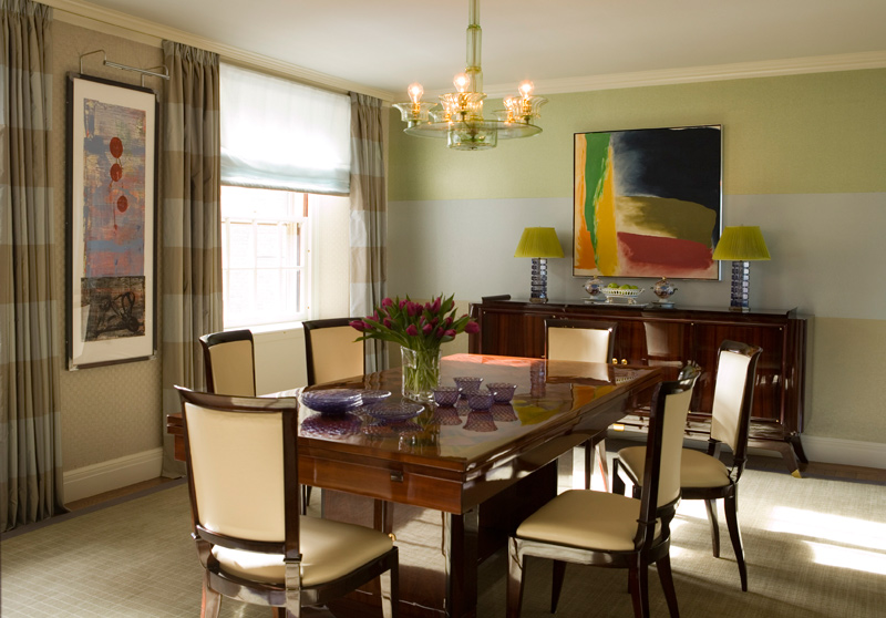Modern Living Room Remodeling And Color Painting
