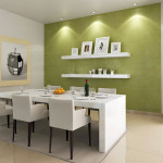 Modern Paint Color Dining Room