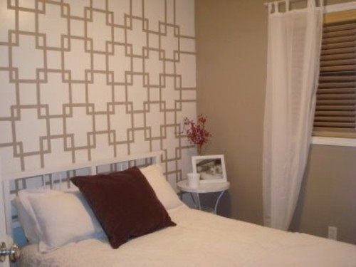 Modern Wall Paint Ideas Just One When The Accent Works