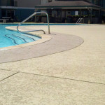 New Pool Deck For Apartment Complex