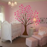 Nursery Tree Large Wall Forest Decal Branches And Leaves