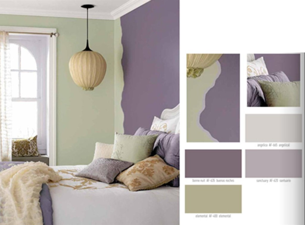 One Accent Wall Much Easier Change The Future Benjamin Moore