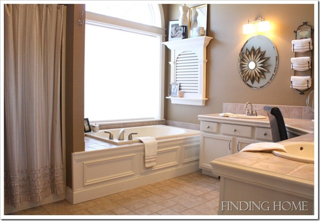 Our Master Bathroom Another Pretty Brown Called Woodstock Tan From