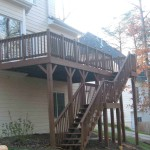 Outdoor Painting Deck