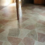 Paint Classical Eastern Idaho Basement Concrete Epoxy Floor