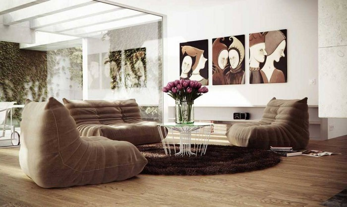 Paint Color Ideas For Living Room Brown Furniture