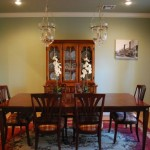 Paint Dining Room Smaller