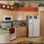 Paint For Kitchen Walls Cabinet Design Interior