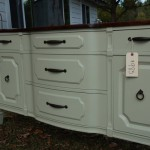 Paint Idea For Old Furniture Buffets