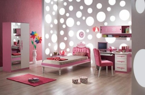 Paint Ideas For Girl Room