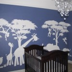 Paint Number Wall Murals