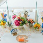 Paint Party Bridal Ideas From Gather Events