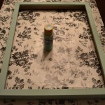 Paint Picture Frame