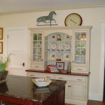 Painted Hutch Home Design