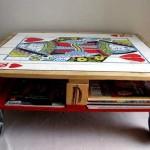 Painted Modern Coffee Tables Homes Gallery
