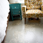 Painted Plywood Floor Designs Refresheddesigns Blogspot