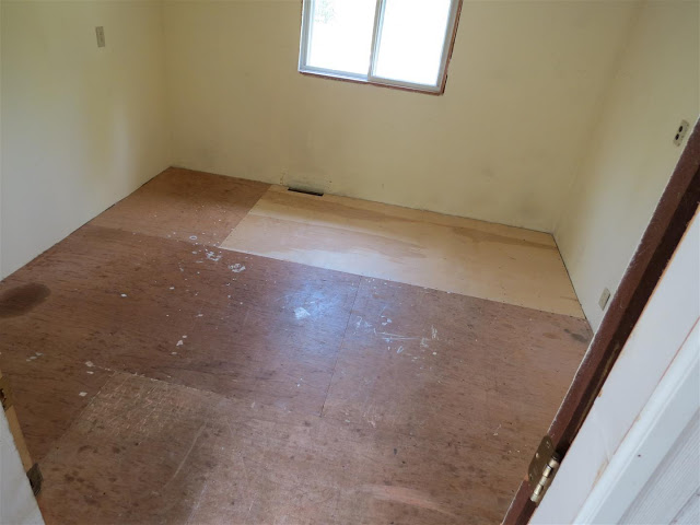 Painted Plywood Floors How