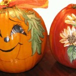 Painted Pumpkins Maryann Heeb