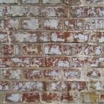 Painted Red Brick Wall Free Image Gallery Texture