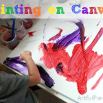 Painting Canvas For