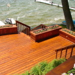 Painting Company Has Been Pressure Washing Staining And Sealing Decks