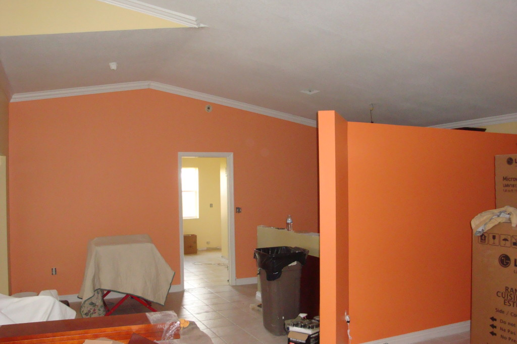 Painting Home How Paint House Interior