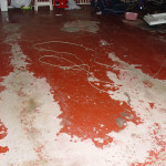 Painting Offer You May Have Seen Garage Floor Where The Paint Has