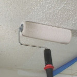 Painting Over Popcorn Ceiling