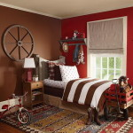 Painting Room Ideas Red Walls