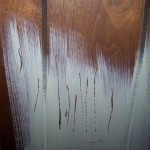 Paneling Your Paint Will Literally Slide Off Below Example