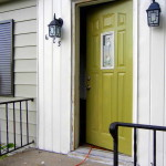 Picture Above Other Parts Best Ideas For Painting Exterior Door