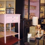 Pink Color Painted Furniture Ideas