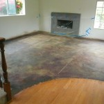 Plywood Flooring Ideas Cement Floor Painting Ricardo