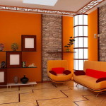 Popular Interior Paint Colors For Stone Wall