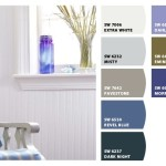 Powder Room Color Palette Paint Colors From Chip Sherwin