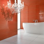 Red Bathroom Painting Design Ideas Finding