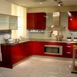 Red Kitchen Design Best Color For Your Wall