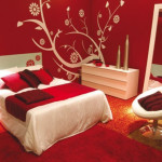 Red Room Painting Ideas