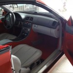Refreshed Benz Interior Using Dupli Color Spray Paint Complete