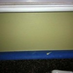 Related Post From Paint Walls Trim First