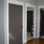 Result This Complete Interior Paint Trim Doors Walls Ceilings