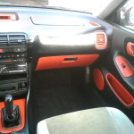 Riced Out Interior