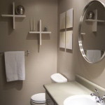 Right Paint Color Ideas For Small Bathroom