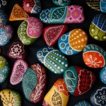 Rock Painting Ideas Stones Elephantaday Blogspot